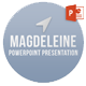 Magdeleine - PowerPoint Presentation - GraphicRiver Item for Sale