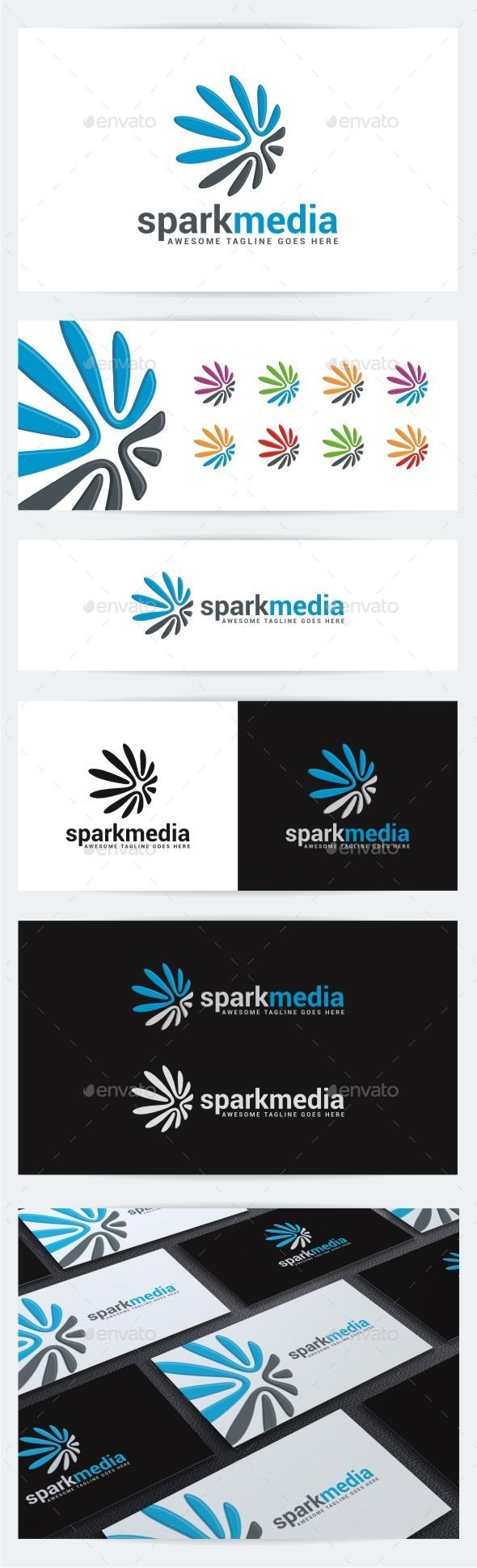 GraphicRiver Spark Media 10509032