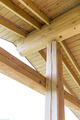 Roof truss system from below - PhotoDune Item for Sale