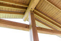 Wooden roof structure - PhotoDune Item for Sale