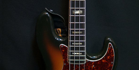 VideoHive Bass Guitar 10509232