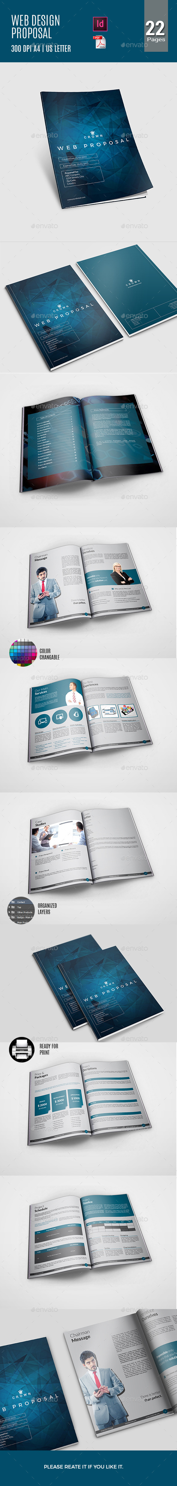 GraphicRiver Web Proposal 10509270