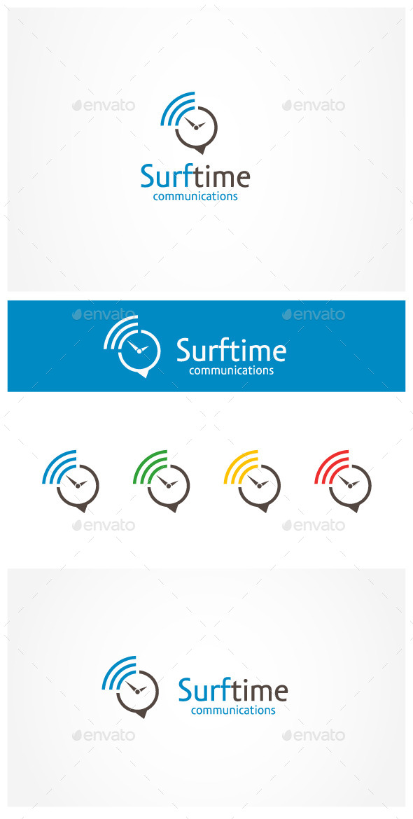 GraphicRiver Connect Time 10509324