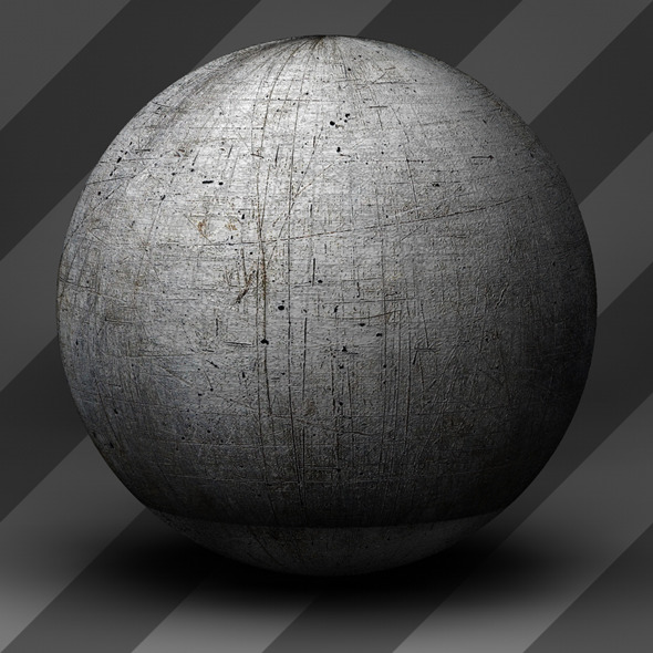 Dirty Wall Shader_020 - 3DOcean Item for Sale