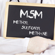 Doctor shows information: MSM methylsulfonylmethane - PhotoDune Item for Sale