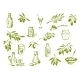 Olive Oil Symbols  - GraphicRiver Item for Sale