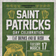 St. Patrick's Day Celebration - GraphicRiver Item for Sale