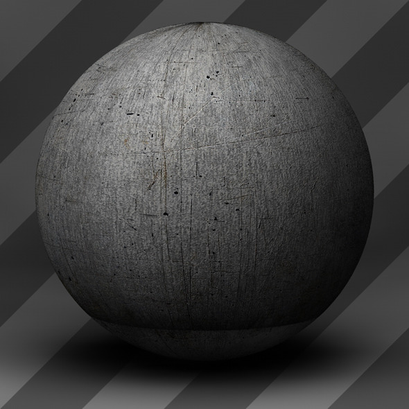 Dirty Wall Shader_026 - 3DOcean Item for Sale