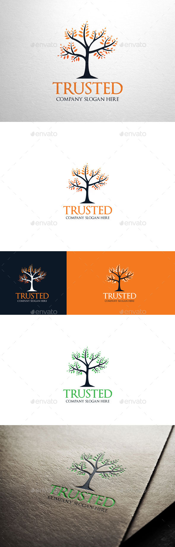 GraphicRiver Trusted 10510425