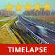 Daily Traffic on the Highway - VideoHive Item for Sale