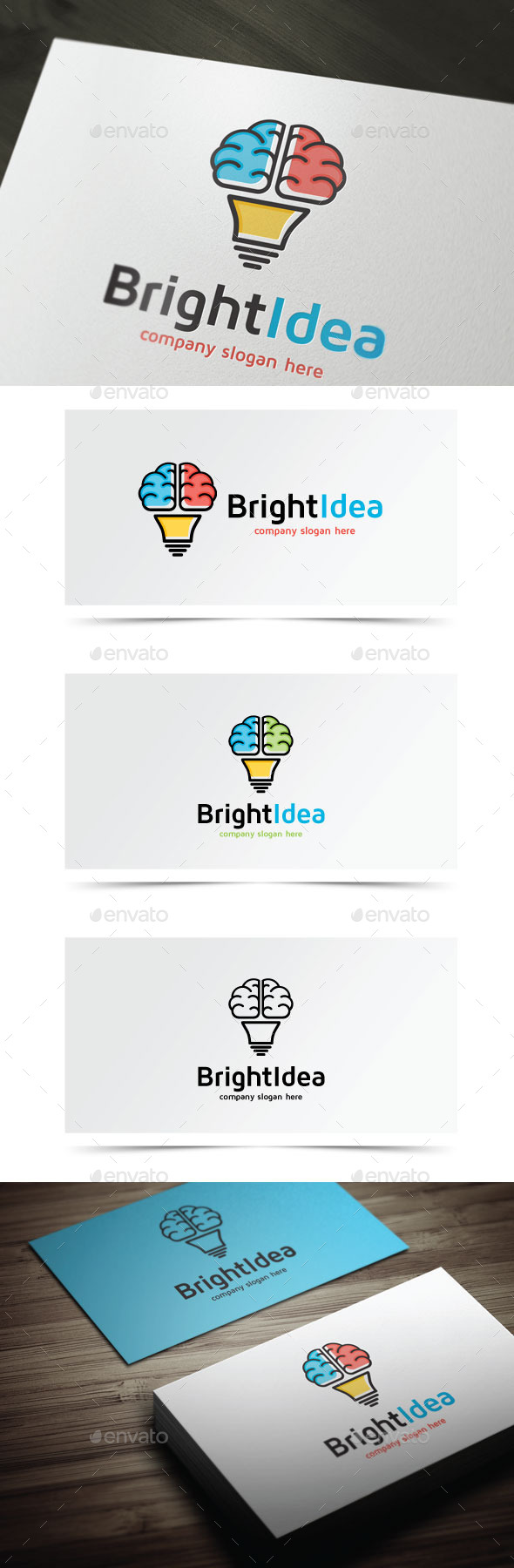 GraphicRiver Bright Idea 10511297