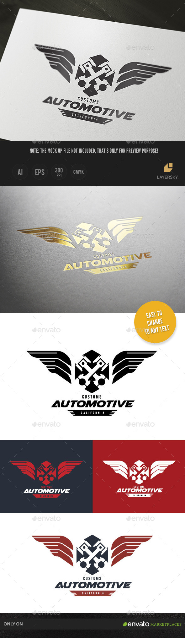 GraphicRiver Custom Automotive 10511382