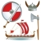 Attributes Vikings - GraphicRiver Item for Sale