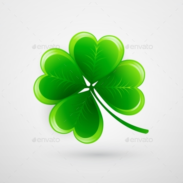 GraphicRiver Clover Leaf 10511730