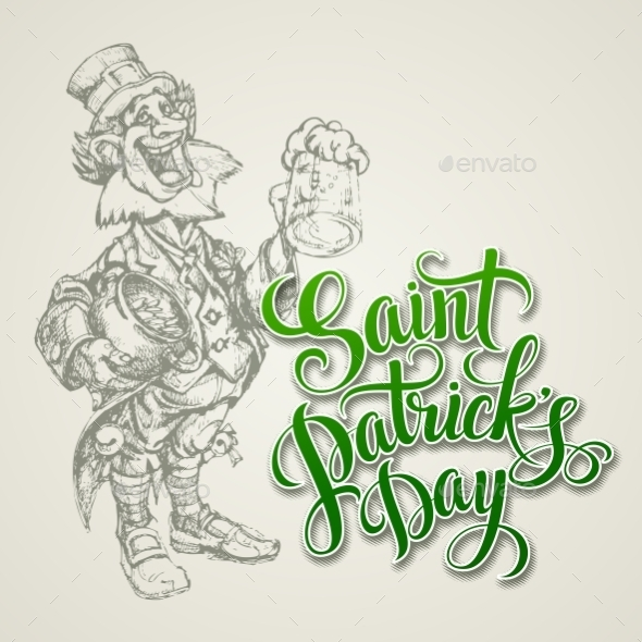 GraphicRiver St Patricks Day 10511740