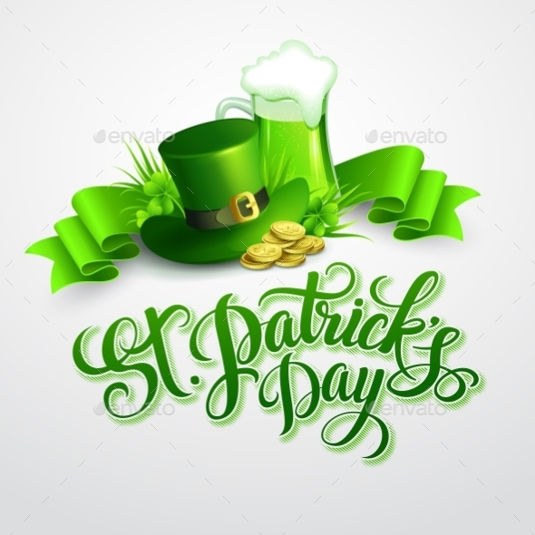 GraphicRiver St Patricks Day 10511763