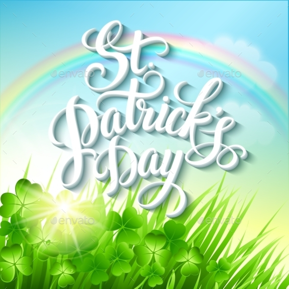 GraphicRiver St Patricks Day 10511768