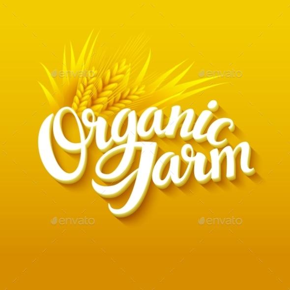 GraphicRiver Organic Farm 10511820