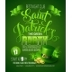 St. Patricks Day Poster - GraphicRiver Item for Sale