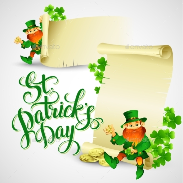 GraphicRiver Saint Patricks Day 10512183