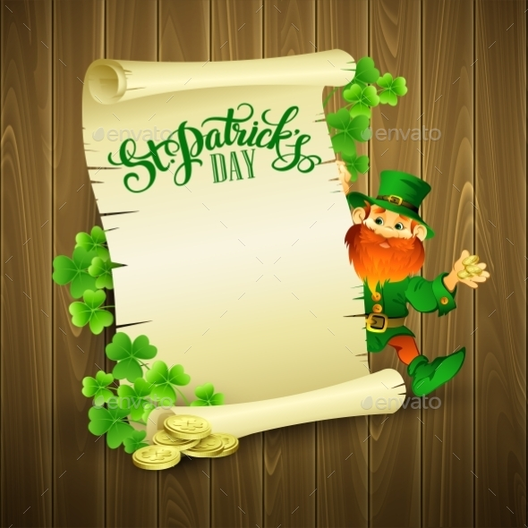 GraphicRiver Saint Patricks Day 10512186
