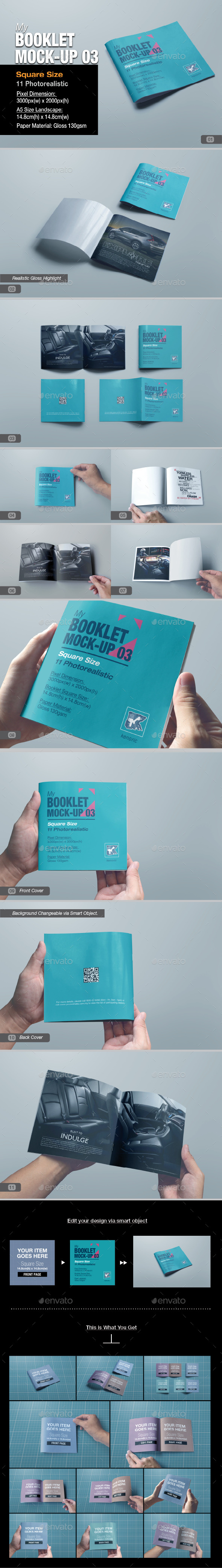 GraphicRiver myBooklet Mock-up 03 10512270