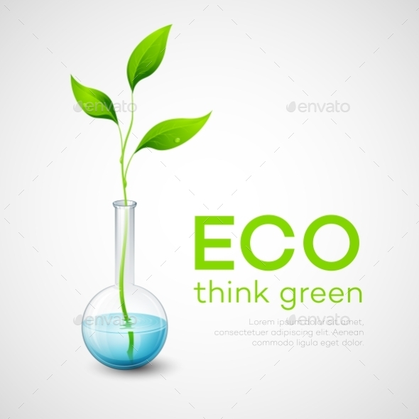 GraphicRiver Ecologic Background 10512447