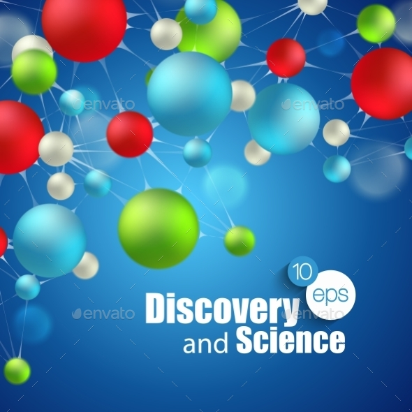 GraphicRiver Science Background 10512452