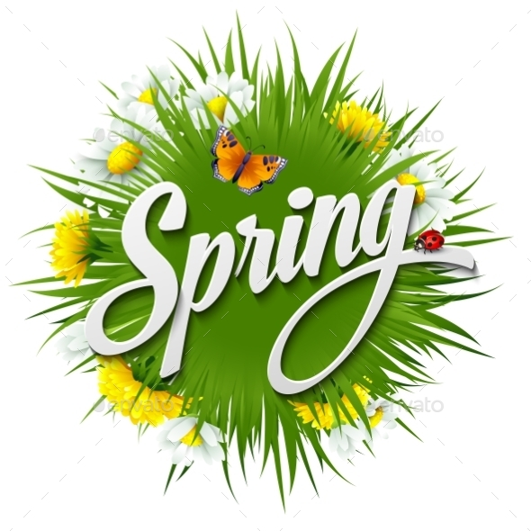 GraphicRiver Spring Background 10512500
