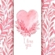 Watercolor Valentines  - GraphicRiver Item for Sale