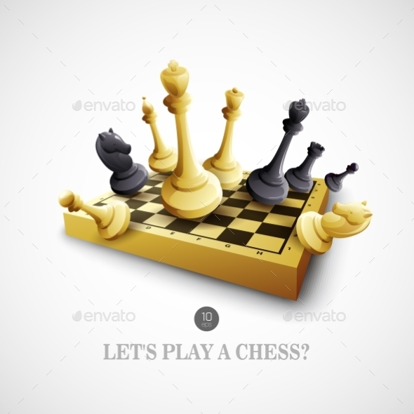 GraphicRiver Chess 10512554