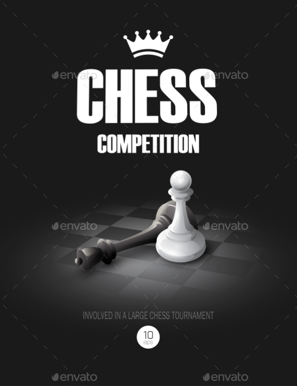 GraphicRiver Winning Chess Concept 10512598