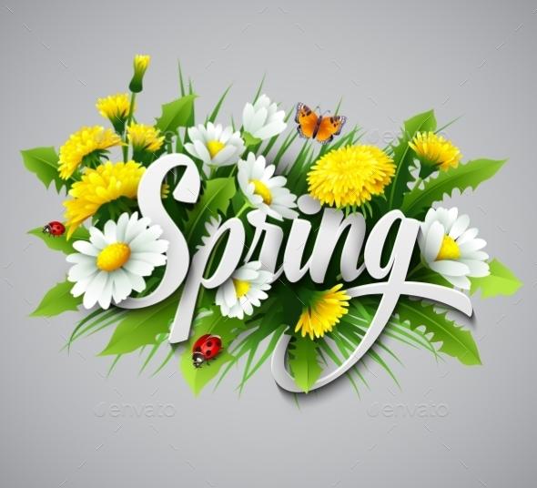 GraphicRiver Flower Illustration 10512831