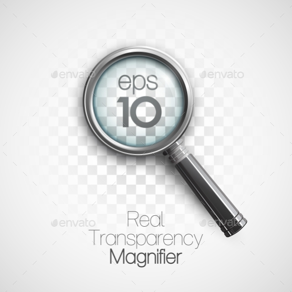 GraphicRiver Magnifier 10512870