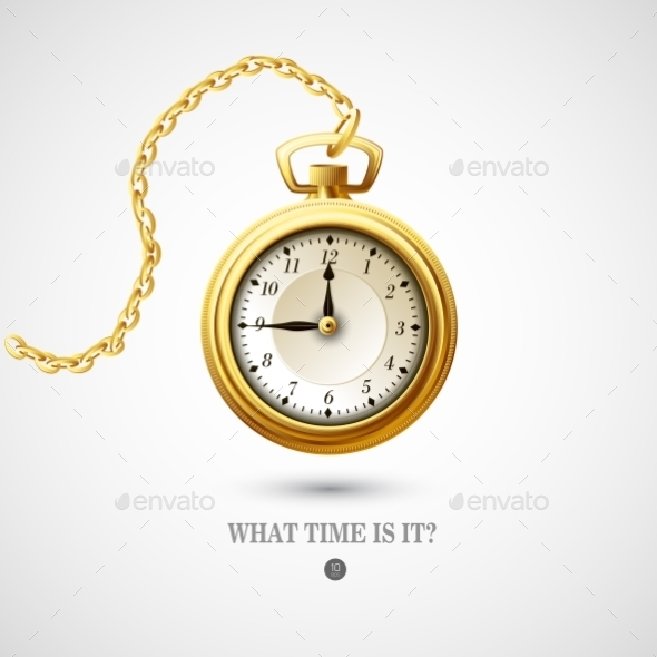 GraphicRiver Watches 10512871