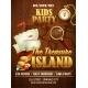 Treasure Island Poster  - GraphicRiver Item for Sale