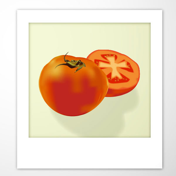 TutsPlus Create Some Delicious Mesh Tomatoes 132061