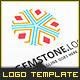 Gem Stone - Logo Template - GraphicRiver Item for Sale