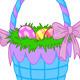Easter Basket - GraphicRiver Item for Sale
