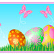 Easter Eggs Banners - GraphicRiver Item for Sale