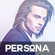 Persona - Facebook Timeline Covers - GraphicRiver Item for Sale