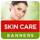 Skin Care Banners - GraphicRiver Item for Sale