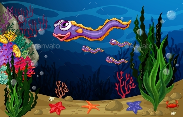 GraphicRiver Underwater 10514644