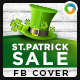 St Patrick Day Sale Facebook Cover - GraphicRiver Item for Sale