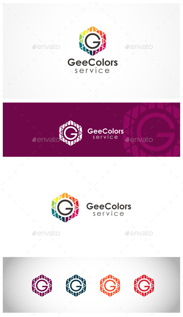 GraphicRiver G Logo 10515653