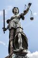 Lady Justice in Frankfurt Germany - PhotoDune Item for Sale