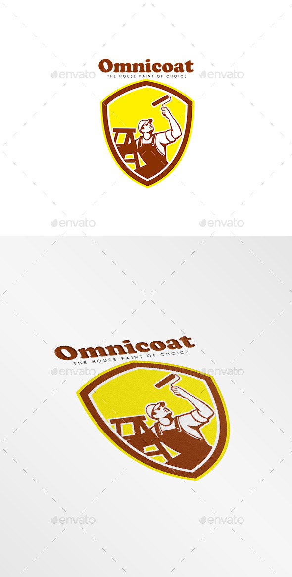GraphicRiver Omnicoat House Painters Logo 10516846