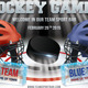 Hockey Match Night Invitation - GraphicRiver Item for Sale