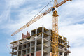 Construction of apartment building - PhotoDune Item for Sale