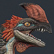 Dino Oviraptor - 3DOcean Item for Sale